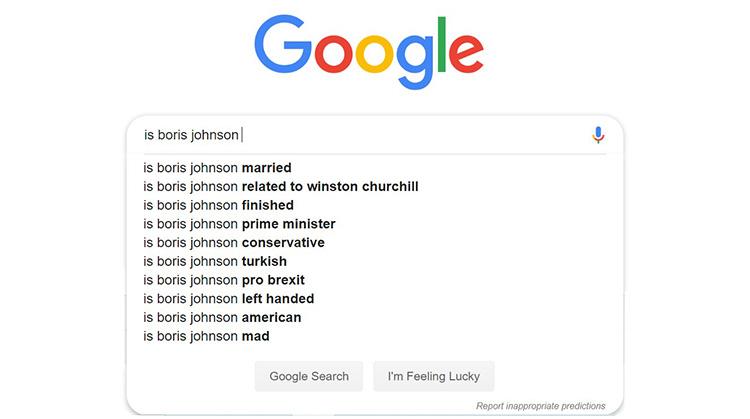 Brexit Google Boris