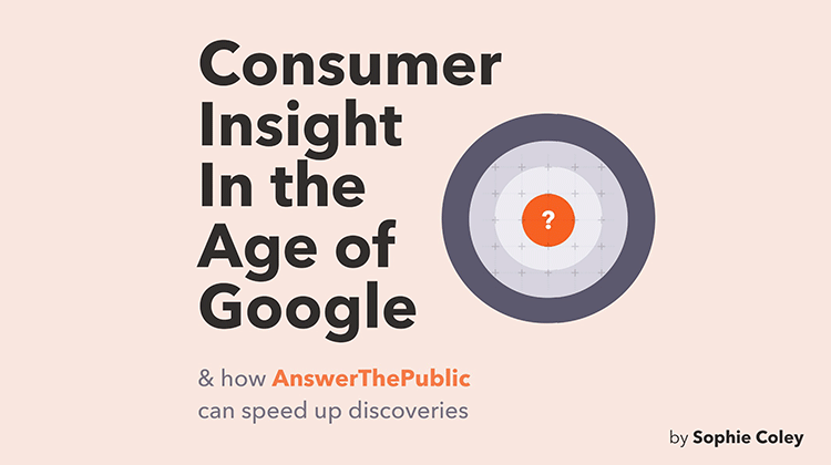 eBook: Consumer Insight in The Age of Google